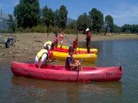 Canoas en Gredos