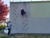 Artificial climbing
