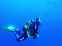 Inmersiones de buceo