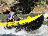 Kayak abierto