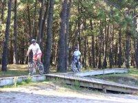 Routes around Pontevedra