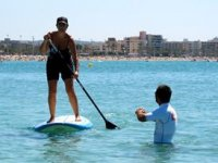 Learn Paddle Surf