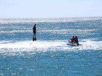 flyboard activity in roses