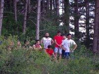 Excursion through the countryside