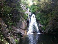 Cascada del Lagarto
