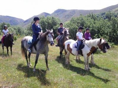 Turismo ecuestre Los Valles