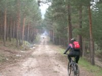 Mountain bike routes