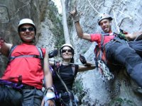 Via ferrata as a business incentive