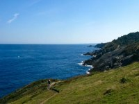 Bordeando la costa cantábrica del País Vasco