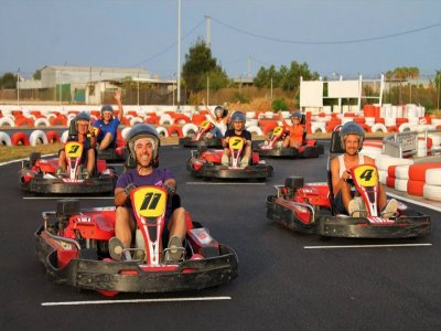 Karting del Sol Team Building