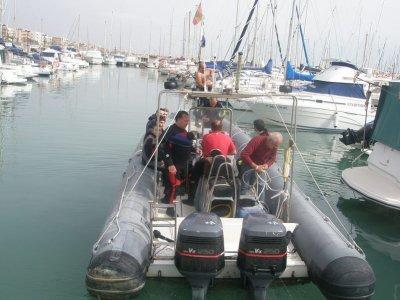 Centro de Buceo Costa Palancia Paseos en barco