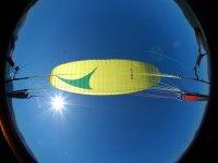 两个人的滑翔伞