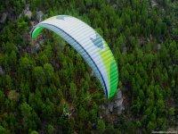 高空滑翔伞