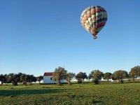 气球升起航班