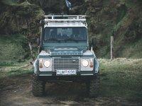 Jeep en ruta