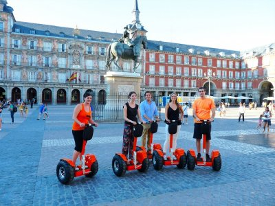 Madrid Plus Tours