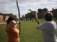 First class archery