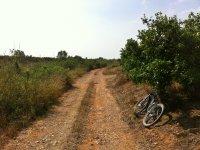 休息自行车路线