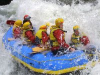 Iniciación al rafting