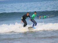 Clases de surf en Los Locos