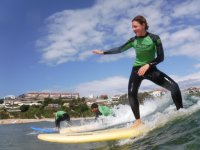 Surfing en Suances