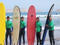 Family surf courses