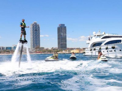 Five Star Watersports Team Building