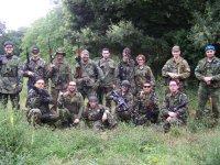 equipo de guerra