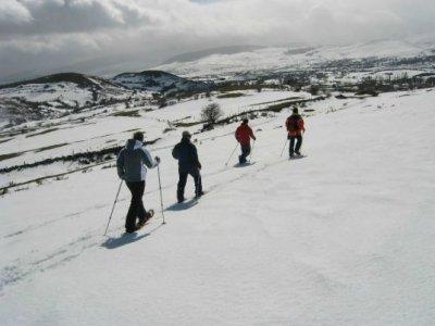 Gea Norte Ocio y Tiempo Libre Raquetas de Nieve