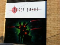 Acceso a laser quest