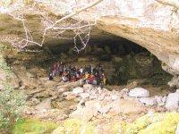 Actividades emocionantes en la cueva