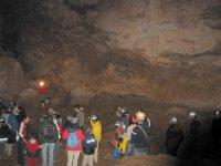 Visita una cueva