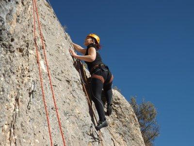 Desafío Alpino Escalada