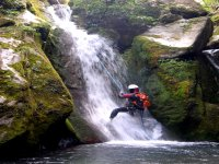 Come and practice the canyoning