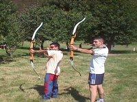 Disfruta del tiro con arco