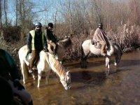 Ruta a caballo en Congosto