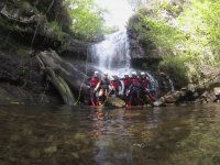 Canyoning in good company in Cantabria