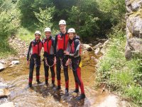 Great day of canyoning in Unquera