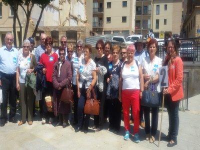 Llevarte Huesca