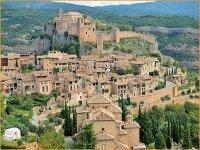 Huesca desde centro