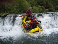 Rafting deva