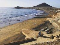 El Medano海滩