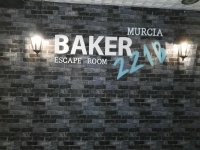 Baker room in Murcia