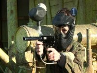 Paintball matches