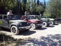 Rest with the Jeeps