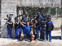 Paintball for minors