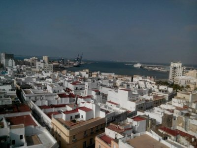 Tour in Cádiz