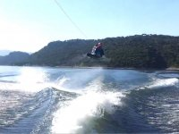 Wake stunts