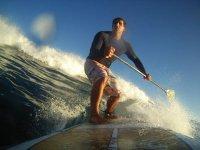 Monitor de paddle surf en Playa del Inglés