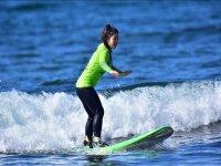 Clase de surf para diferentes edades Maspalomas